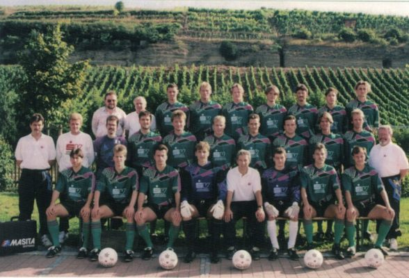 Mannschaftsfoto TSF Ditzingen 1993 / 1994